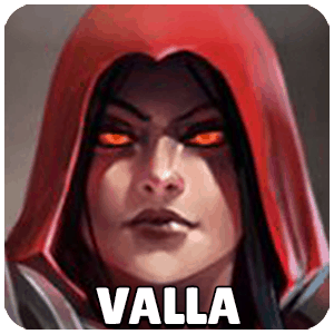 Valla Hero Icon Heroes Of The Storm