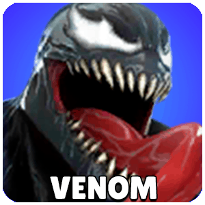 Venom Character Icon Marvel Strike Force