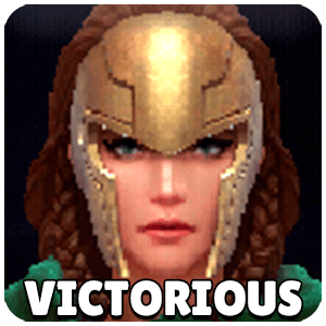 Victorious Character Icon Marvel Future Fight