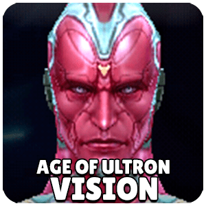 Vision Age Of Ultron Character Icon Marvel Future Fight