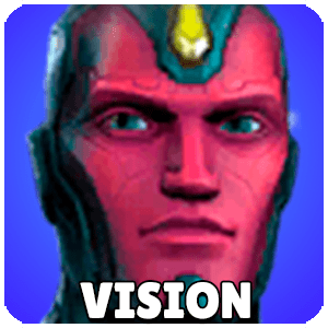 Vision Character Icon Marvel Strike Force