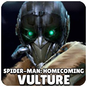 Vulture Spider-Man Homecoming Character Icon Marvel Future Fight