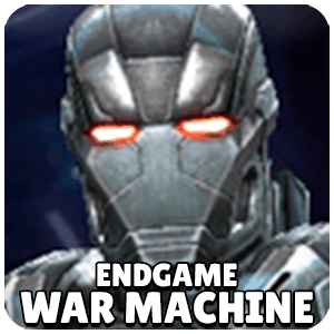 War Machine Endgame Character Icon Marvel Future Fight