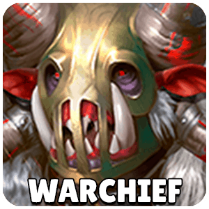 Warchief Champion Icon Raid Shadow Legends