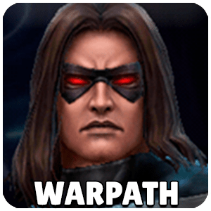Warpath Character Icon Marvel Future Fight