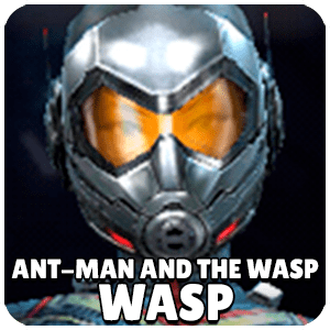Wasp Ant-Man And The Wasp Character Icon Marvel Future Fight