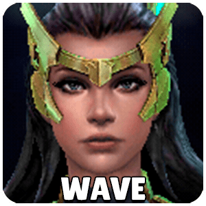 Wave Character Icon Marvel Future Fight