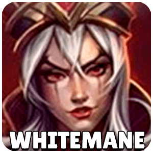 Whitemane Hero Icon Heroes Of The Storm