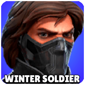 Winter Soldier Character Icon Marvel Strike Force