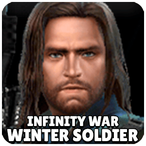 Winter Soldier Infinity War Character Icon Marvel Future Fight