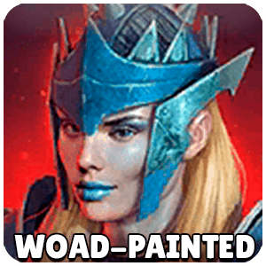 Woad Painted Champion Icon Raid Shadow Legends