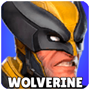 Wolverine Character Icon Marvel Strike Force