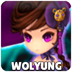 Wolyung Character Monster Icon Summoners War