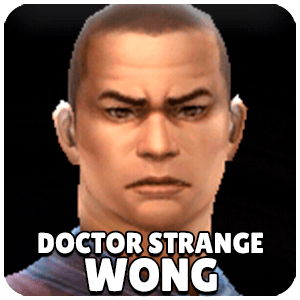 Wong Doctor Strange Character Icon Marvel Future Fight