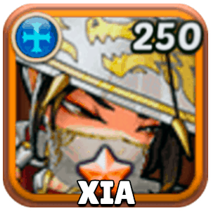 Xia Hero Icon Idle Heroes