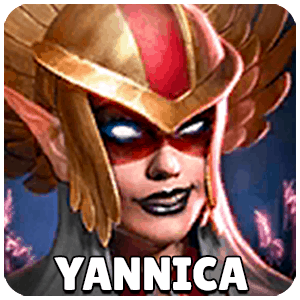 Yannica Champion Icon Raid Shadow Legends