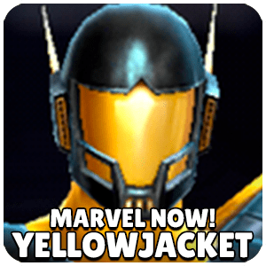 Yellowjacket Marvel Now Character Icon Marvel Future Fight