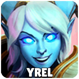 Yrel Hero Icon Heroes Of The Storm