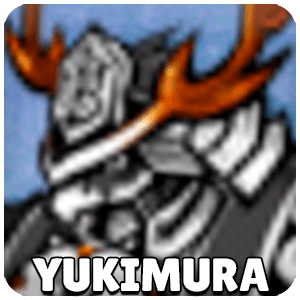 Yukimura Character Icon Battle Cats