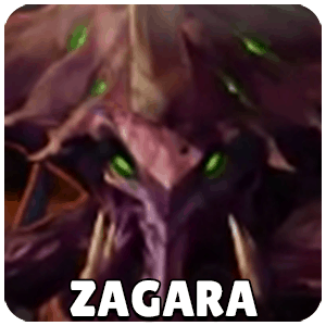 Zagara Hero Icon Heroes Of The Storm