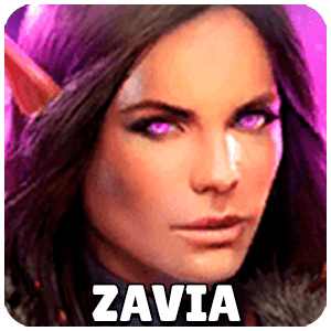 Zavia Champion Icon Raid Shadow Legends