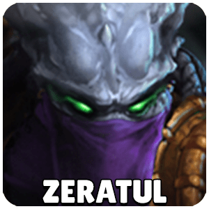 Zeratul Hero Icon Heroes Of The Storm