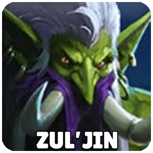 Zul Jin Hero Icon Heroes Of The Storm